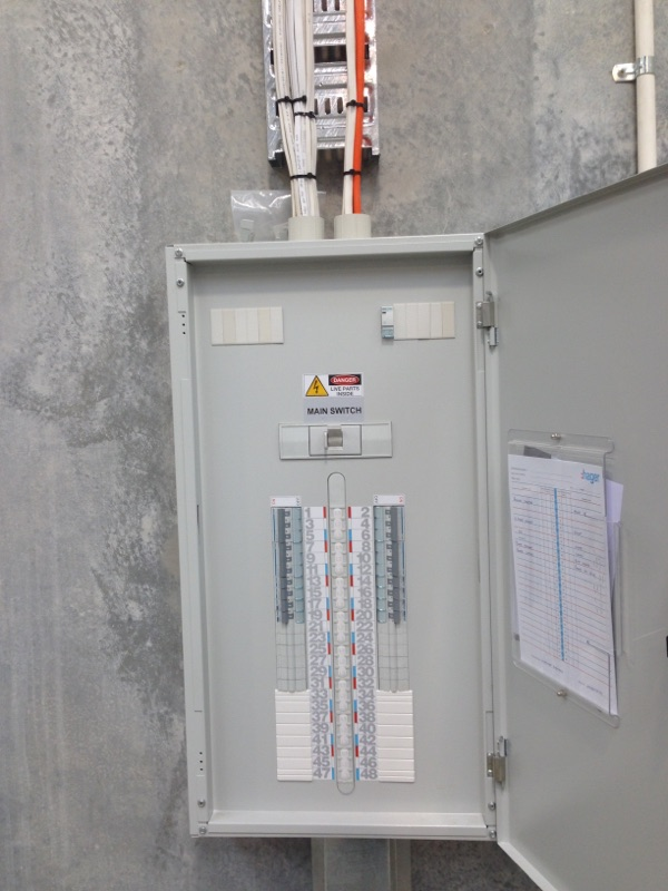 Factory Switchboards